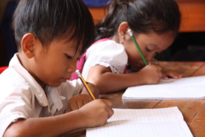 Getting an education to build a better future