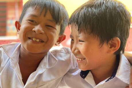 Better Futures for Cambodian Children and Youth