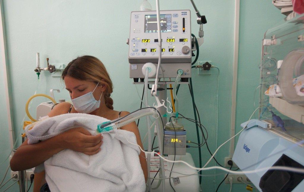 Help Ukrainian Premature Babies to live