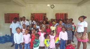 The Children and Staff Wish Happy New Year
