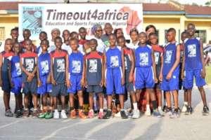 Our Elite under 12 team.
