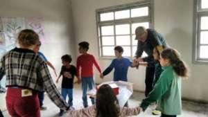 Joyful moments for kids