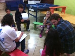 Group meeting in Rio Negrinho