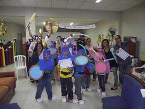 Activities in the KIDS groups