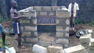 Constructing incinerator for hazardous waste