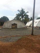 Ebola Isolation Tent Lakka