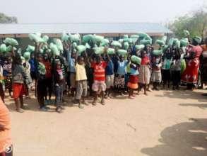 Mosquito Nets - Bunsanga Community School