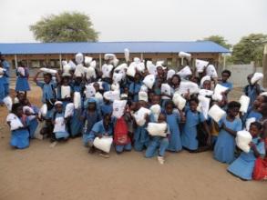 Malaria Prevention at River View School