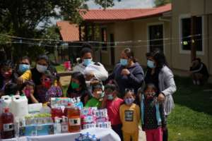 Care Packages Program, Talita Cumi Delivery