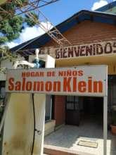 Care Packages Program, Salomon Klein Entrance