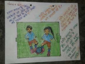 Sakar's program at Uttar Pradesh