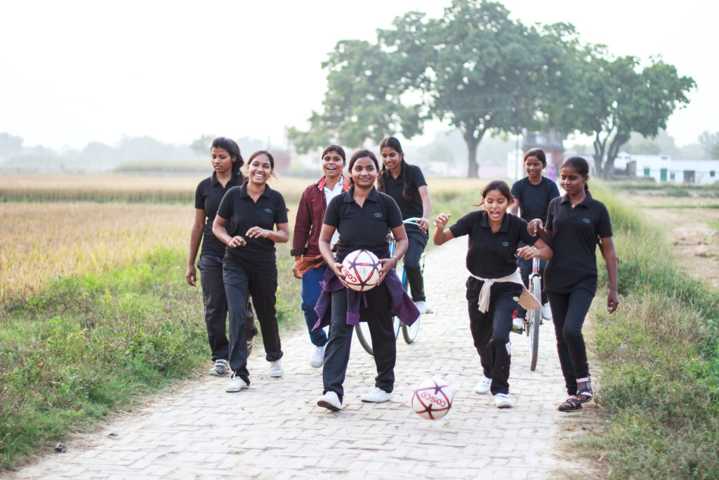 Reports on Empower Girls in India Through Sports - GlobalGiving