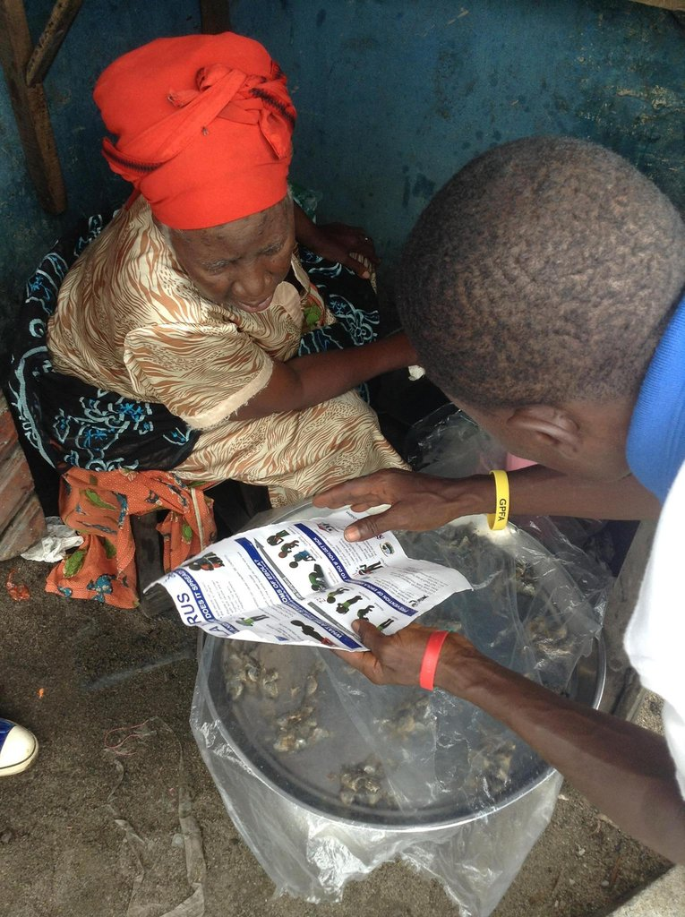 Equip Liberians to End Ebola