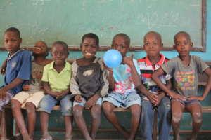 Children in Taylor-ta Village