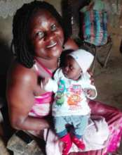 Founder Welcomes Newest and Youngest Orphan