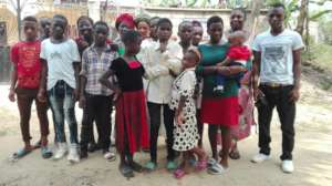 The Children of Father's House back home