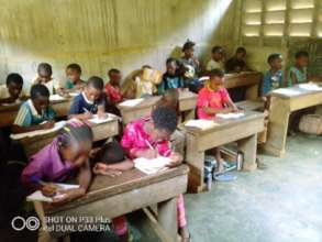 Children of Mah Di's Orphanage