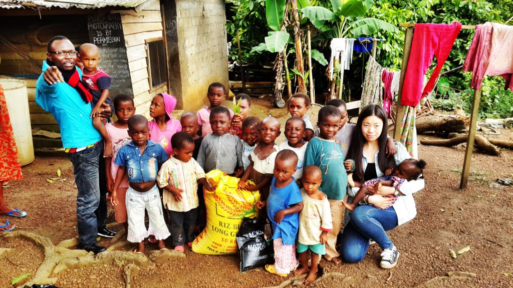 Building Livelihoods for Cameroonian orphans