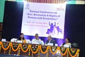 National Conference on Arts & disabilities