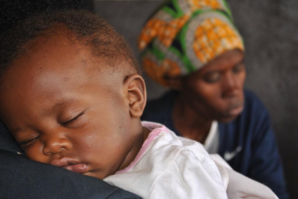 Food Security for 3,000 Women & Children in Rwanda