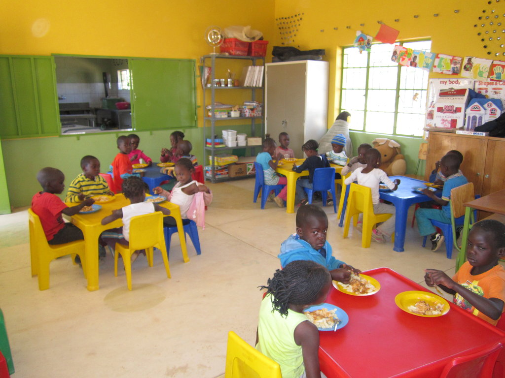 Education, Nutrition, Health and Safety to 60 Kids