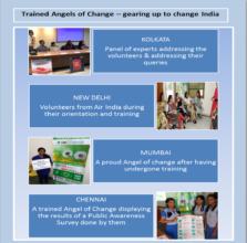 Angels of Change gearing up to change India