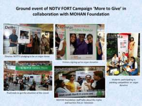 NDTV event in collaboration with MOHAN Foundation