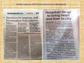 Greater measures by centre and private hospitals