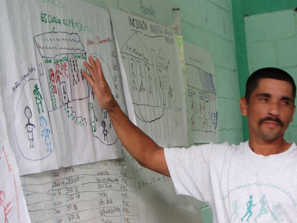 Educate 50 Kids with Disabilities in Honduras