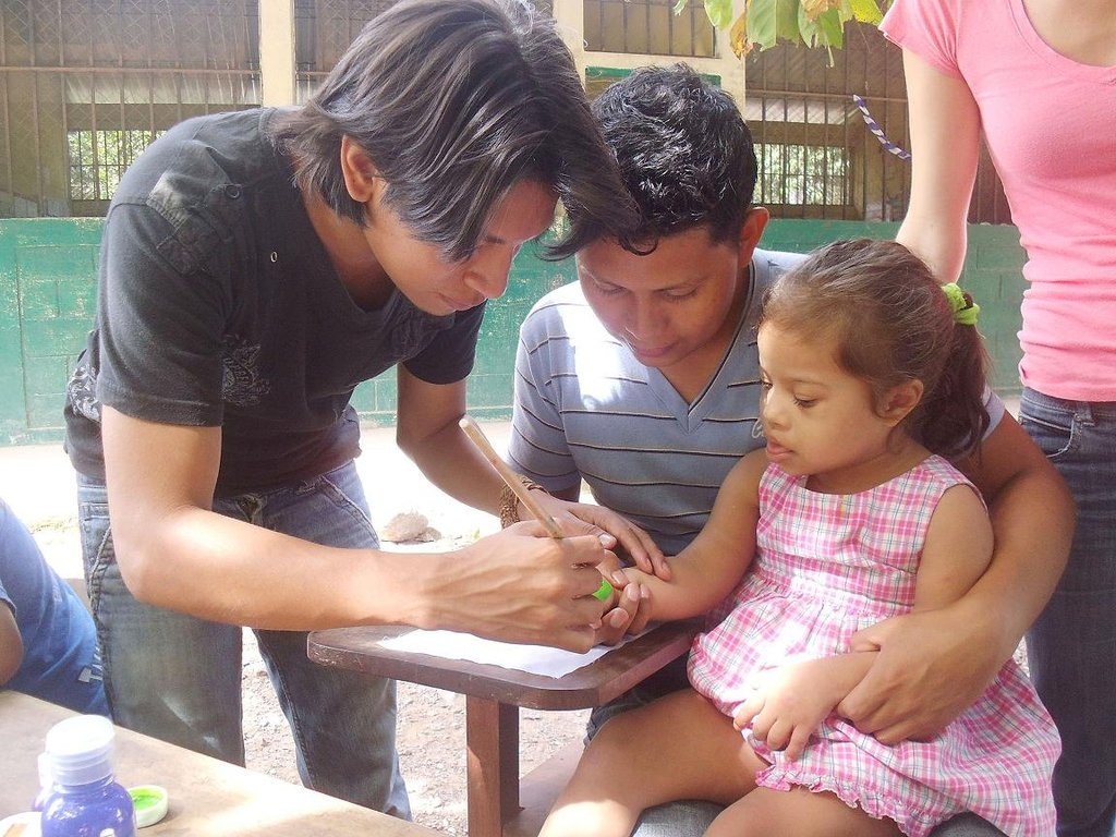 Educate 50 Kids with Disabilities in Honduras