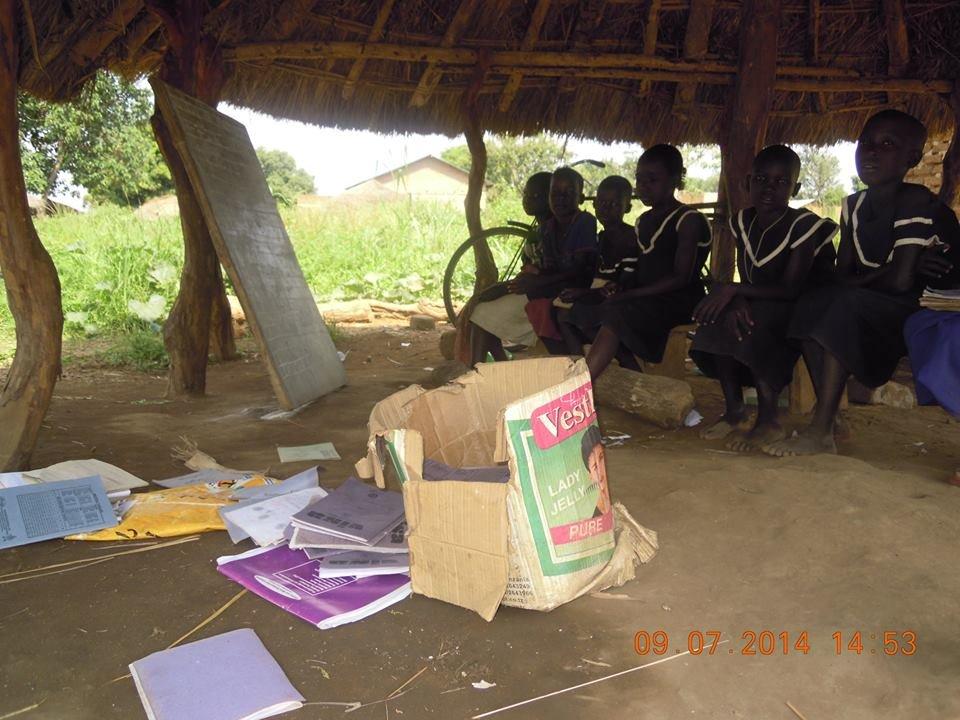 Build 3 Classrooms for 300 Refugee Kids in Uganda
