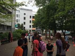 Primary school in St. Pauli, Hamburg