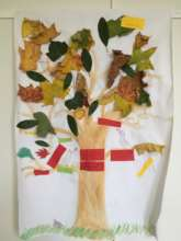Intercultural Tree at the Alfred-Nobel-Schule
