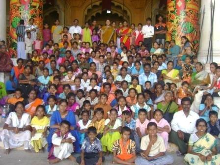 Exposure Trip for 50 children in India (2018-2019)