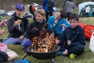 Campfire Buddies