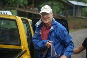 Volunteer Bob - Helps Students with ESL!