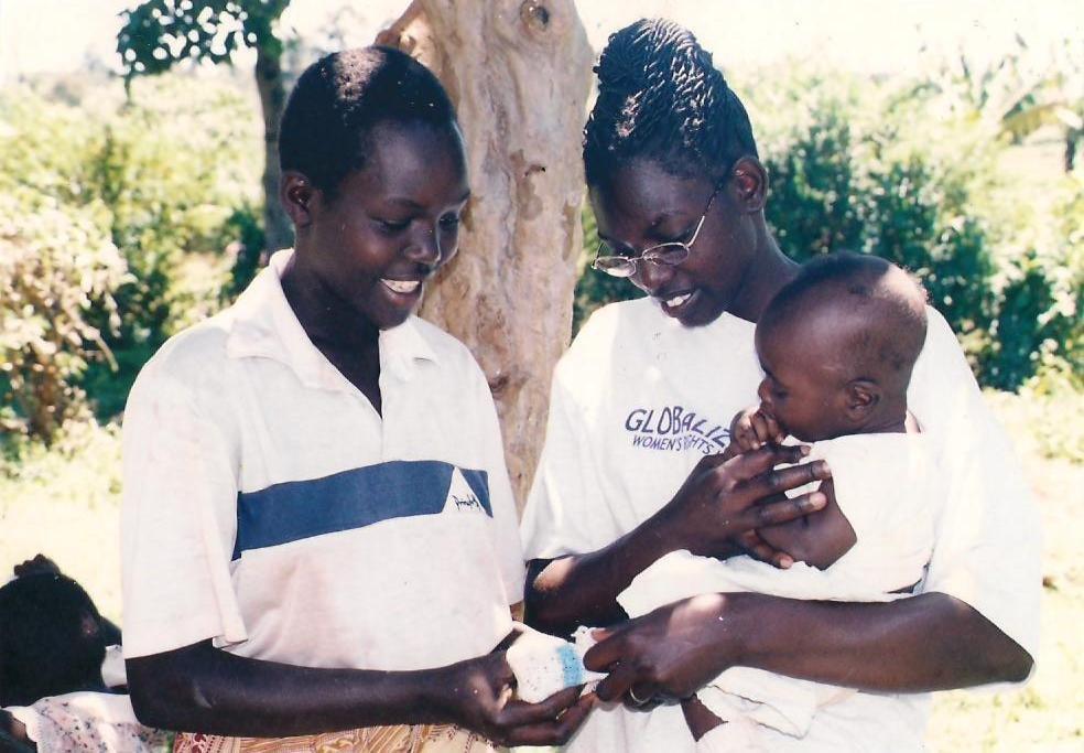 Uplifting Teen Mothers in Kenya