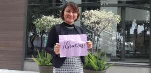 Yudi,  2014 graduate from CDC