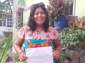 Rosa, 2015 graduate from CDC