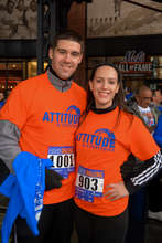 Attitude is Everything 2014 Colon Cancer Challenge