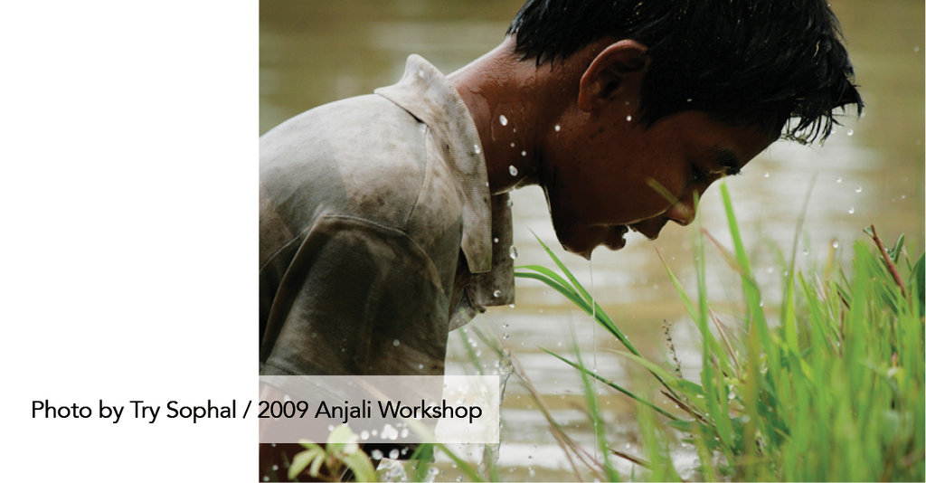 10-Day Photo Workshops for 50 Cambodian Children