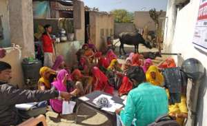 financial literacy Camp for women SHGs