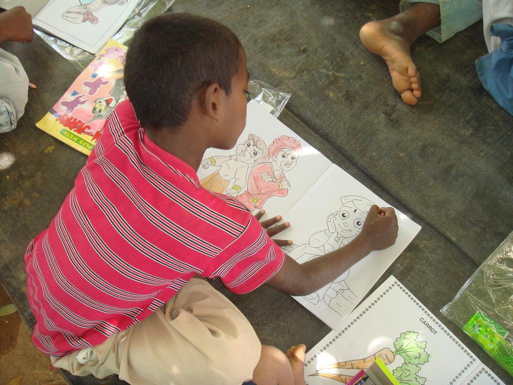 Balya- A home for 60+ Orphan children - Bangalore