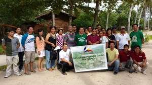 Bahay Kubo Vegetable Gardeners October 11, 2014