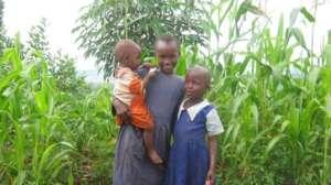 CHILDREN IN OUR SURROUNDING NEIGHBOURHOOD