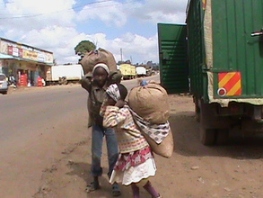 No child should ever have to bear this heavy load.