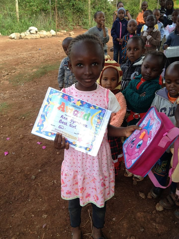Educate HIV Orphans in Kenya