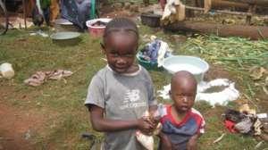 Sponsored children at home