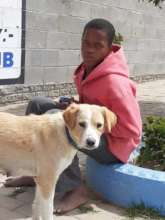 A Life Time Care recipient with owner-March clinic