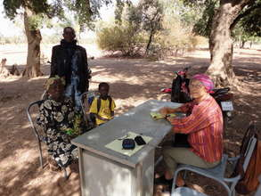 Grandparents insist on education for Alimata